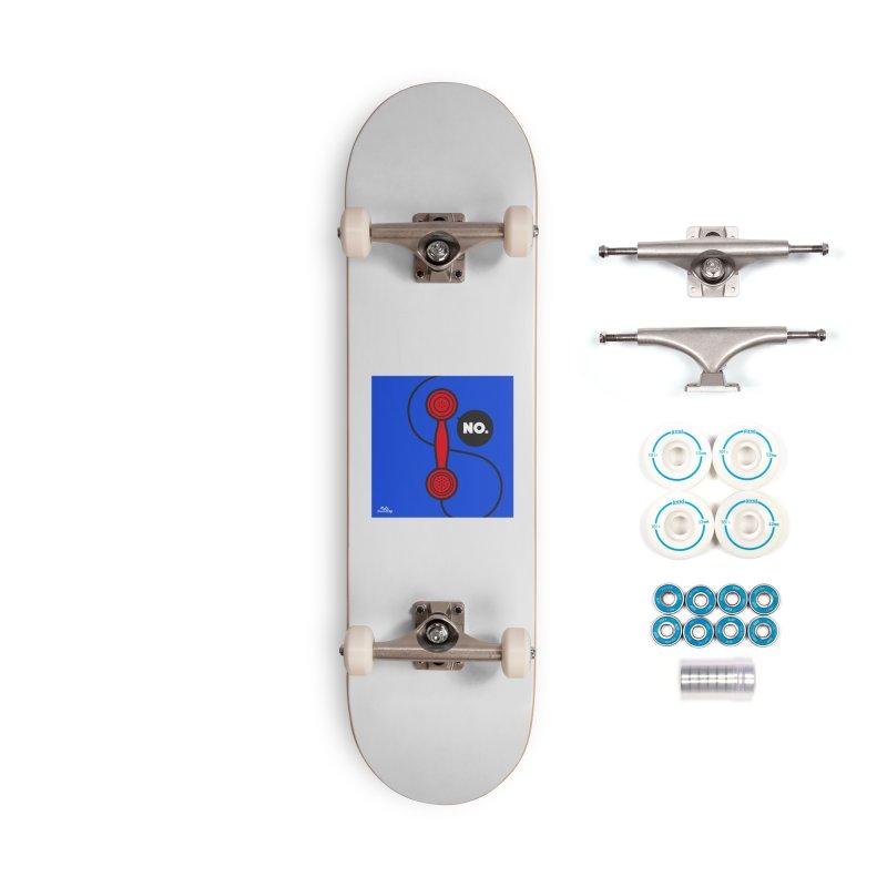 NO. Accessories Skateboard by Notawonderboy!