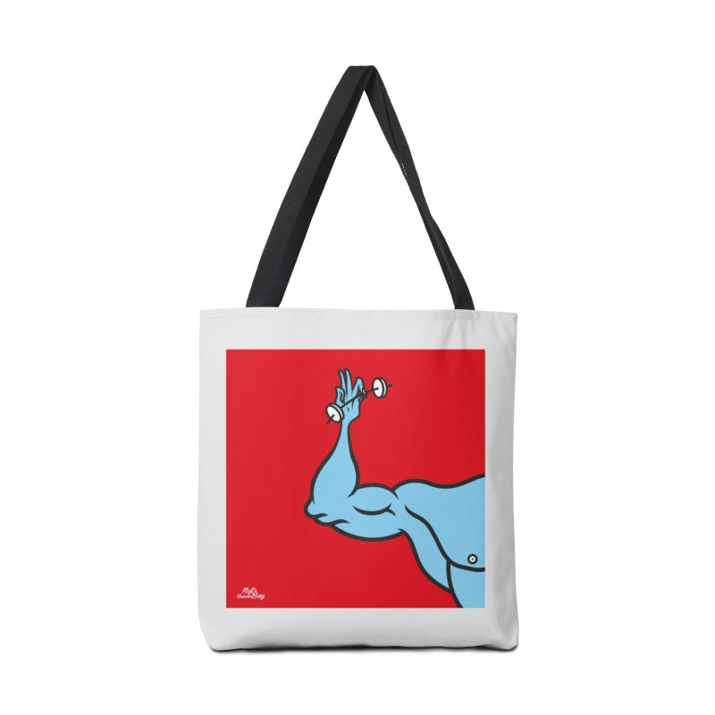 LIFT Accessories Tote Bag Bag by Notawonderboy!