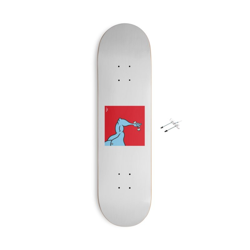 LIFT Accessories With Hanging Hardware Skateboard by Notawonderboy!