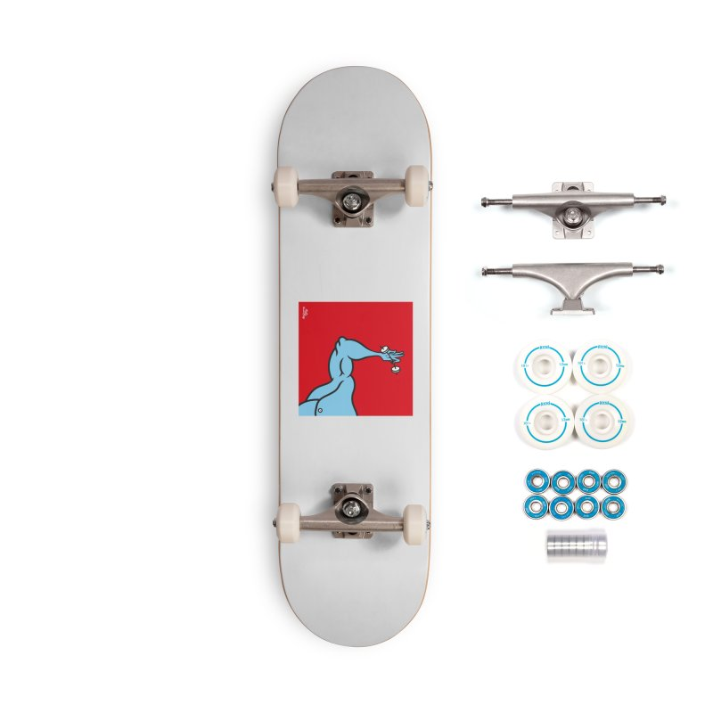 LIFT Accessories Complete - Basic Skateboard by Notawonderboy!
