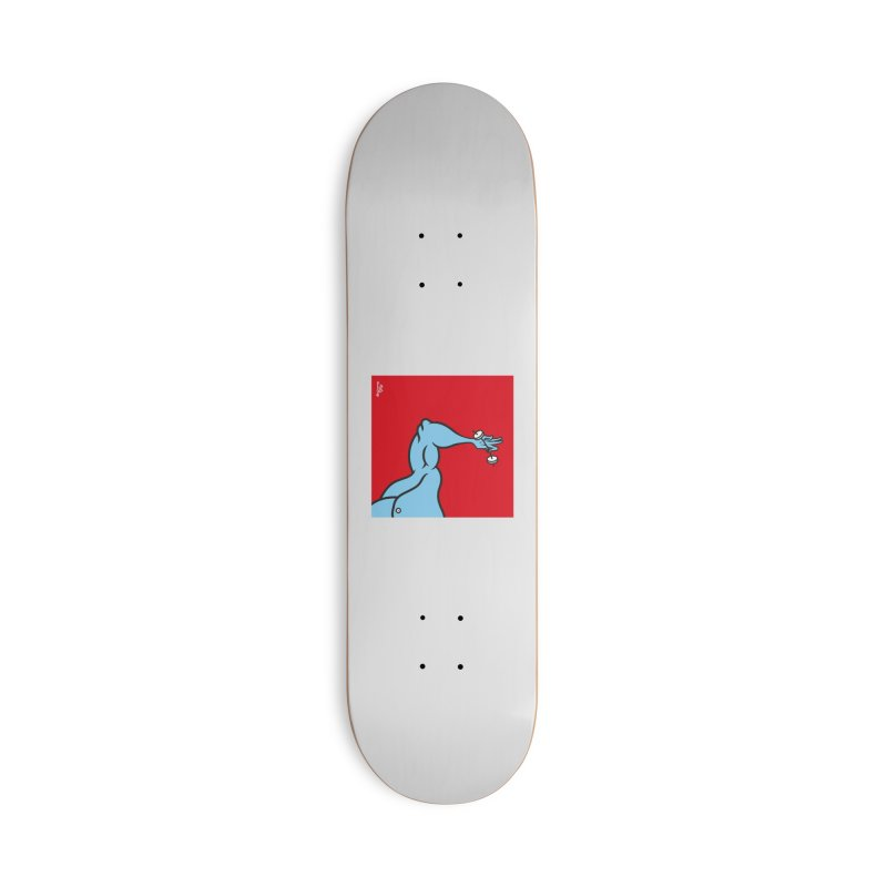 LIFT Accessories Deck Only Skateboard by Notawonderboy!