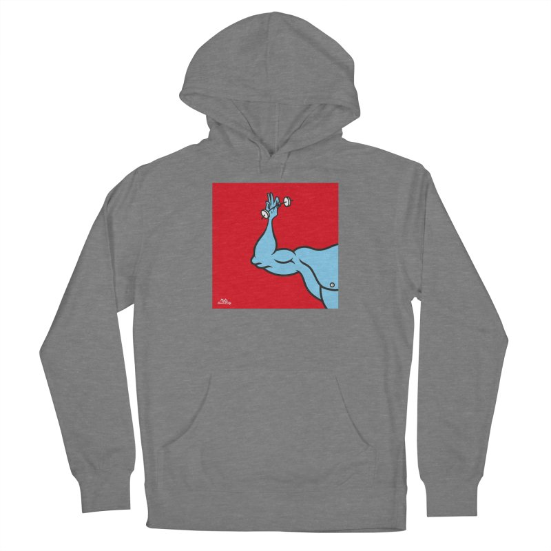 LIFT Women's Pullover Hoody by Notawonderboy!
