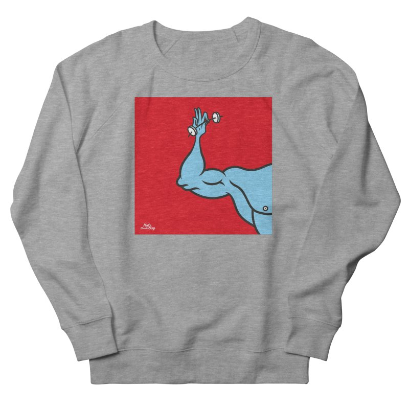 LIFT Women's French Terry Sweatshirt by Notawonderboy!
