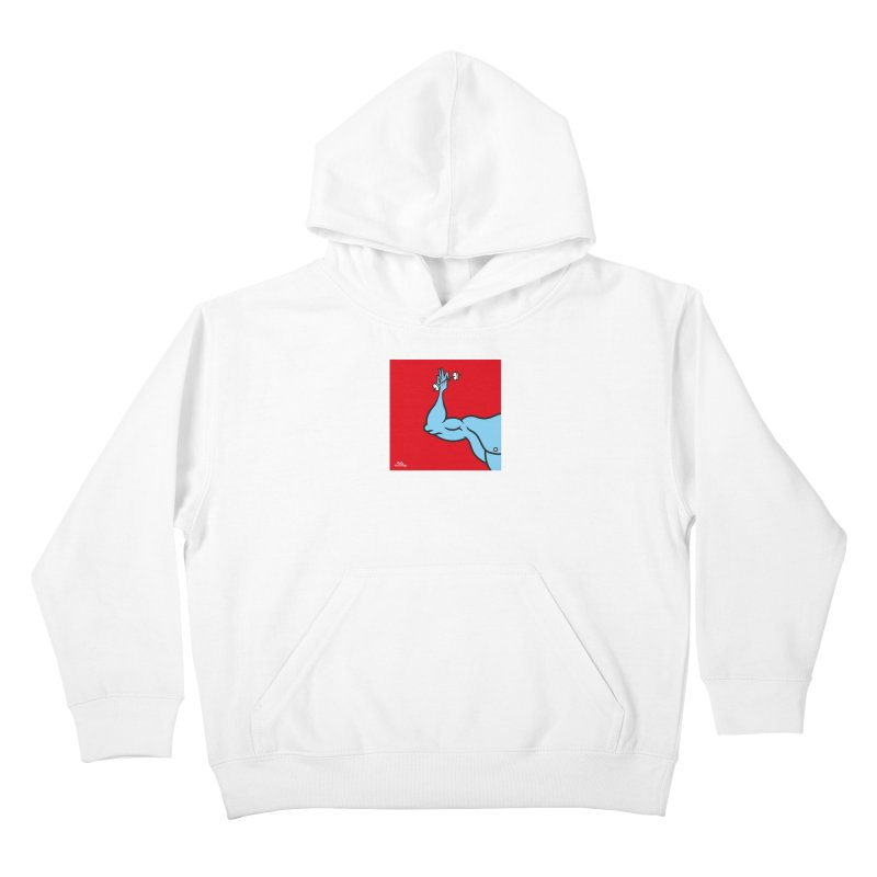 LIFT Kids Pullover Hoody by Notawonderboy!