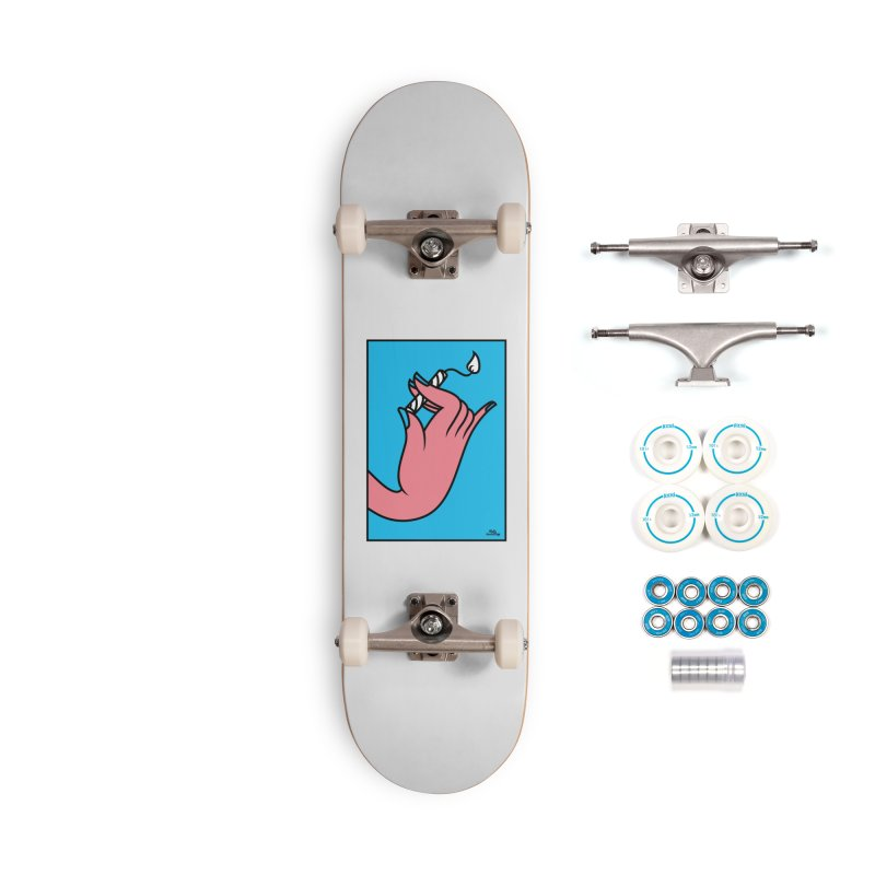 MGG Accessories Complete - Basic Skateboard by Notawonderboy!