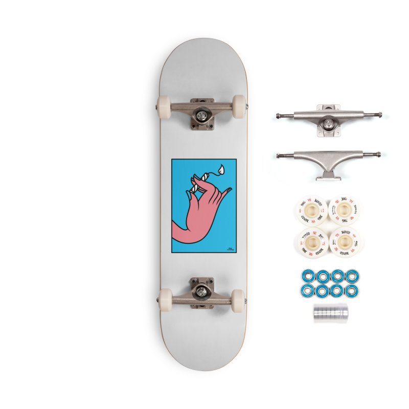 MGG Accessories Skateboard by Notawonderboy!