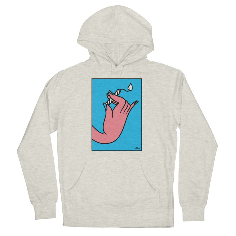 MGG Women's French Terry Pullover Hoody by Notawonderboy!