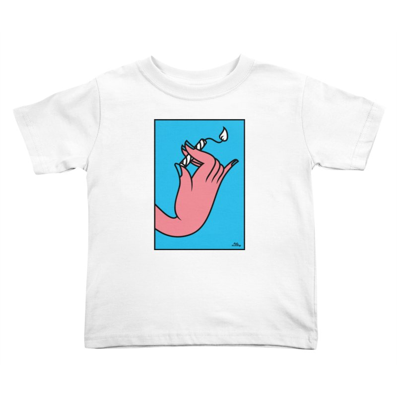 MGG Kids Toddler T-Shirt by Notawonderboy!