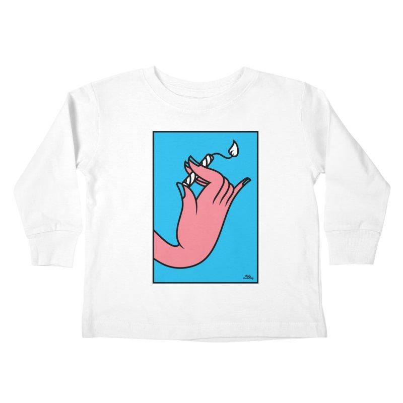 MGG Kids Toddler Longsleeve T-Shirt by Notawonderboy!