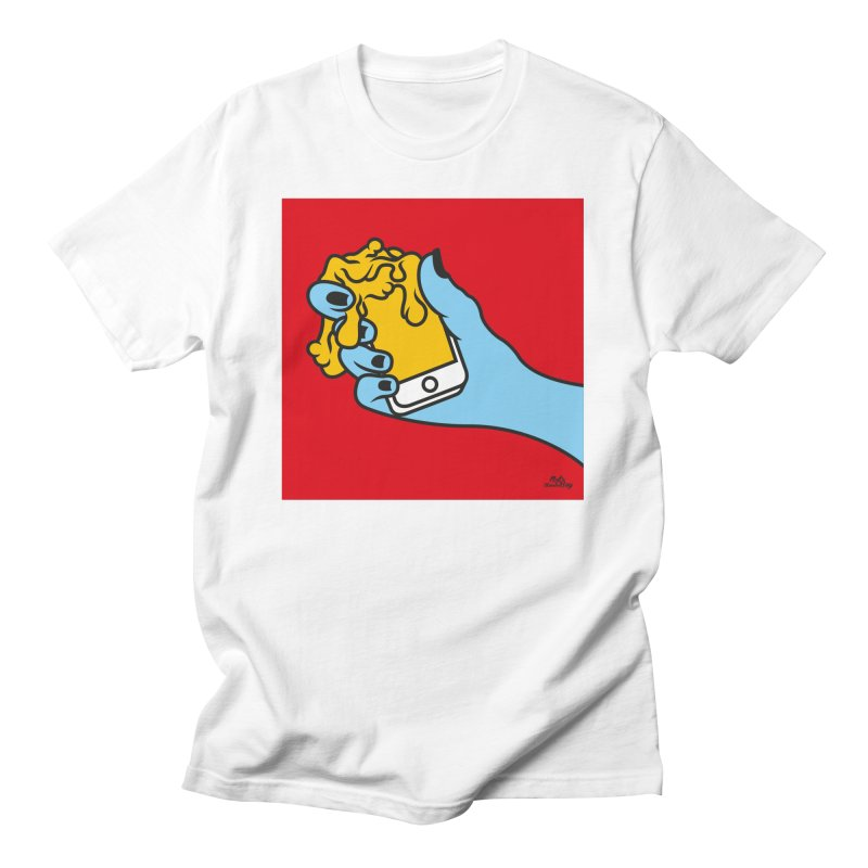 WASTING TIME Men's T-Shirt by Notawonderboy!