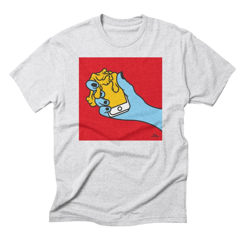 WASTING TIME Men's Triblend T-Shirt by Notawonderboy!