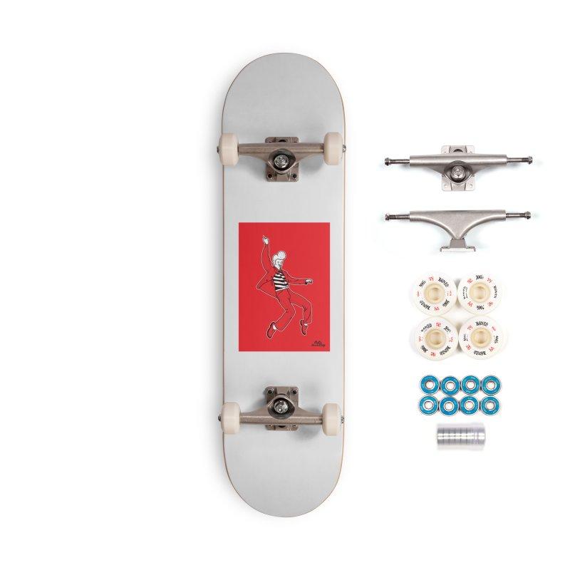 LEVIS Accessories Skateboard by Notawonderboy!