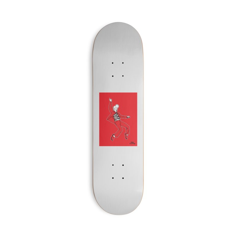 LEVIS Accessories Deck Only Skateboard by Notawonderboy!