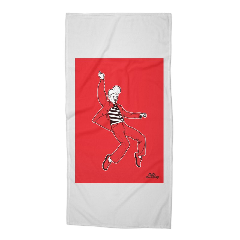 LEVIS Accessories Beach Towel by Notawonderboy!