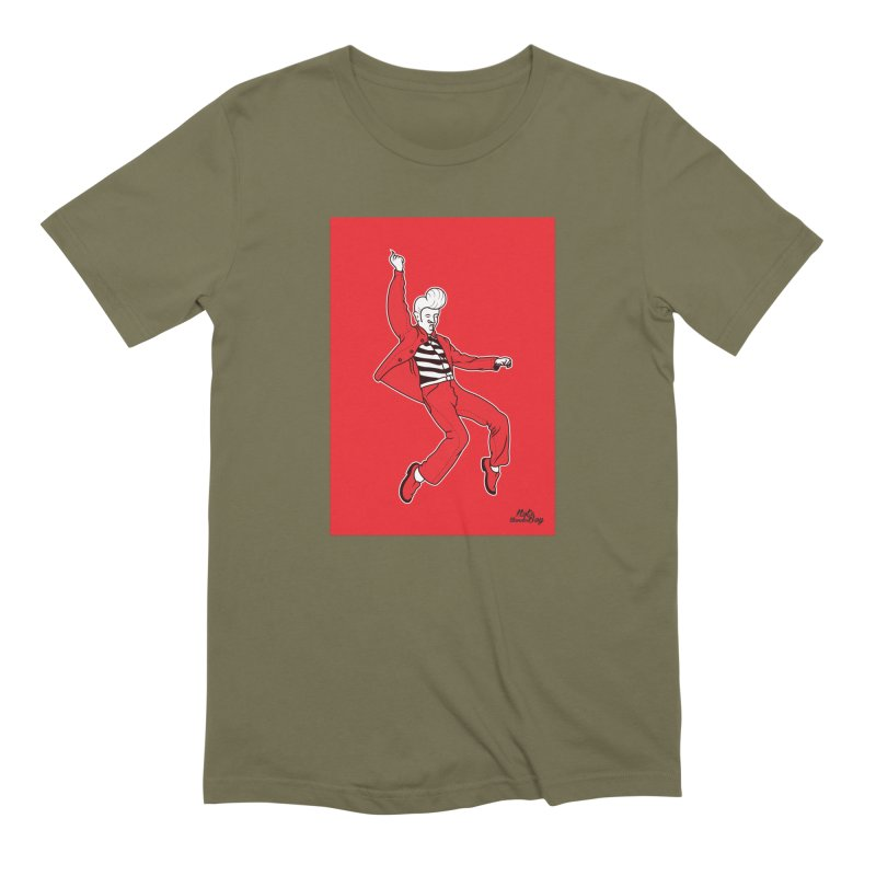 LEVIS Men's Extra Soft T-Shirt by Notawonderboy!