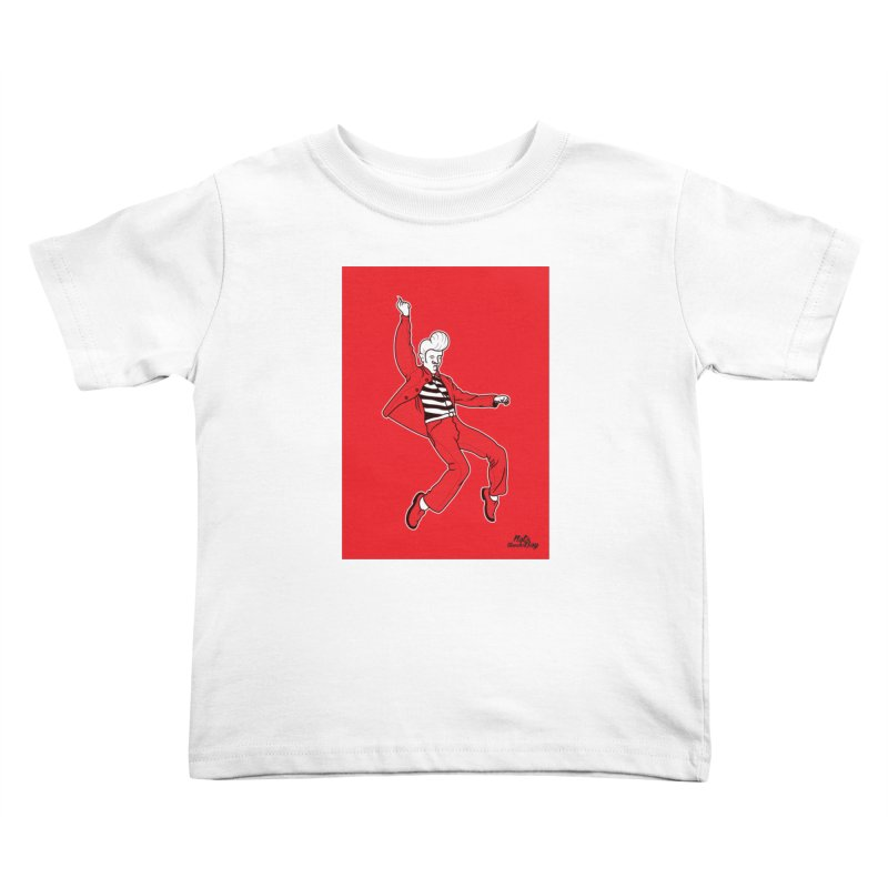 LEVIS Kids Toddler T-Shirt by Notawonderboy!