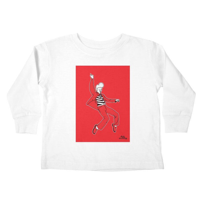 LEVIS Kids Toddler Longsleeve T-Shirt by Notawonderboy!