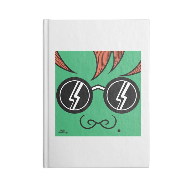 HULK Accessories Lined Journal Notebook by Notawonderboy!