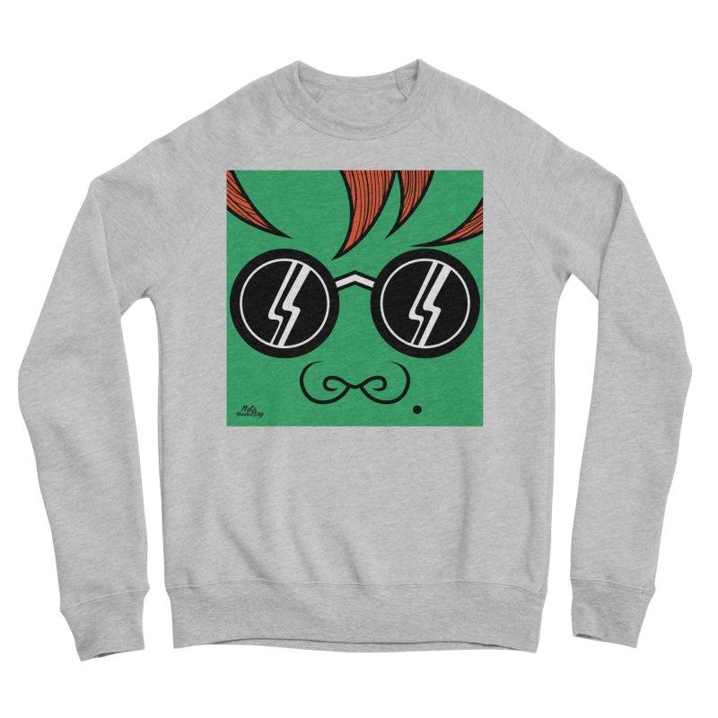 HULK Men's Sponge Fleece Sweatshirt by Notawonderboy!