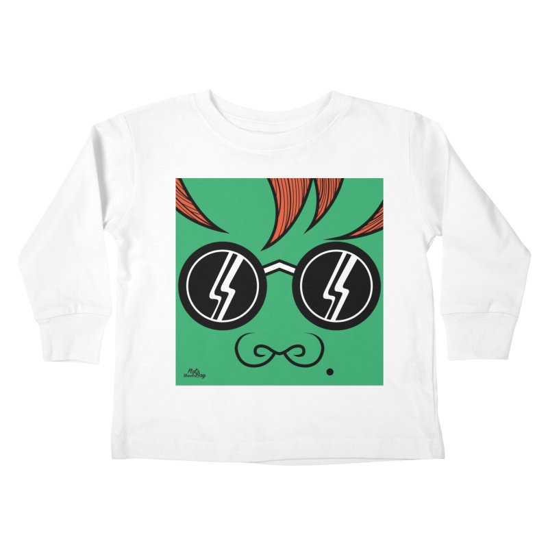 HULK Kids Toddler Longsleeve T-Shirt by Notawonderboy!