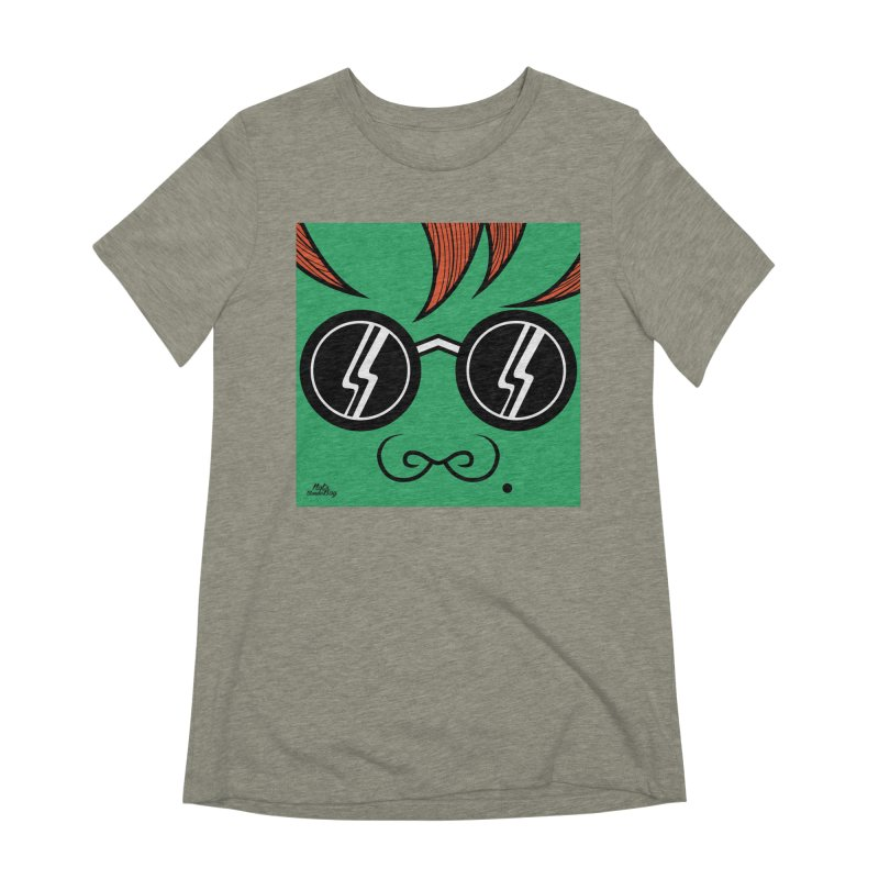 HULK Women's Extra Soft T-Shirt by Notawonderboy!