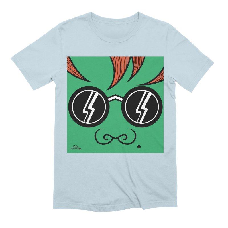 HULK Men's Extra Soft T-Shirt by Notawonderboy!
