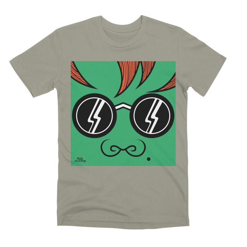 HULK Men's T-Shirt by Notawonderboy!