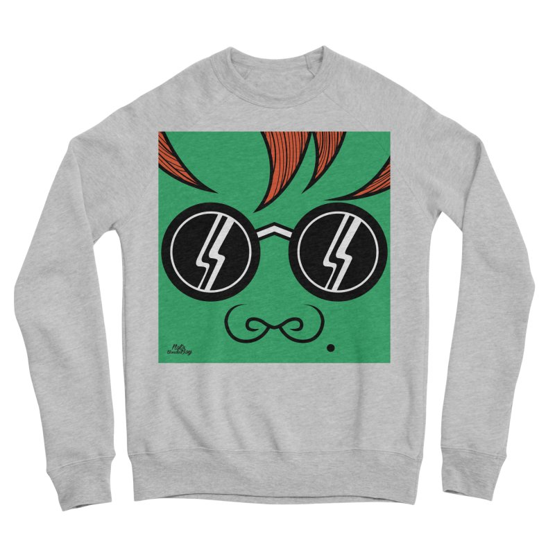 HULK Men's Sweatshirt by Notawonderboy!