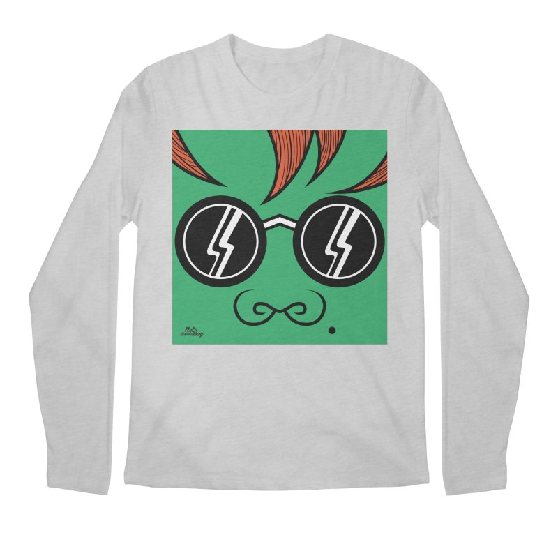 HULK Men's Longsleeve T-Shirt by Notawonderboy!