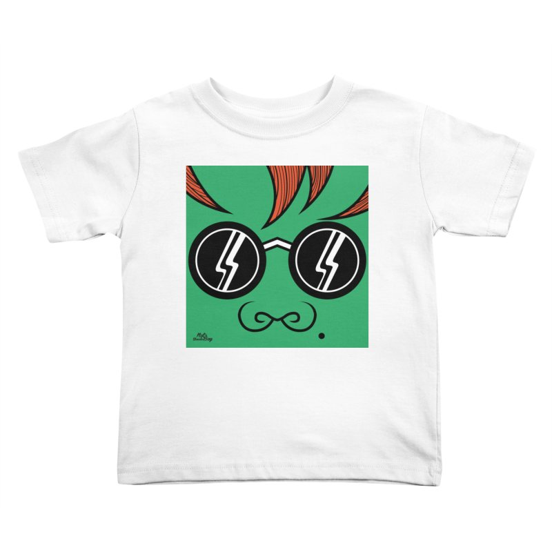 HULK Kids Toddler T-Shirt by Notawonderboy!