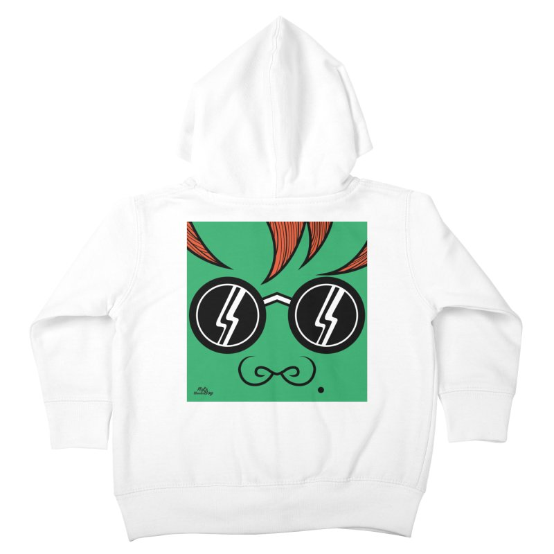 HULK Kids Toddler Zip-Up Hoody by Notawonderboy!