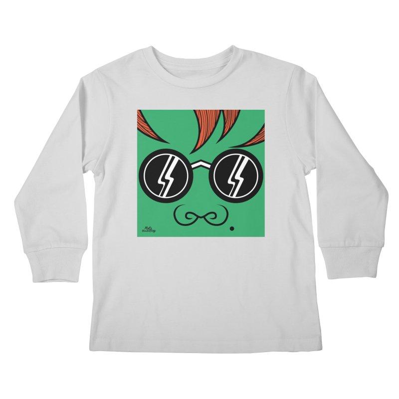 HULK Kids Longsleeve T-Shirt by Notawonderboy!