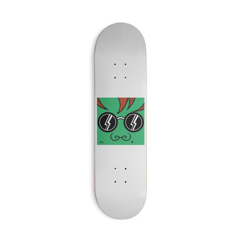 HULK Accessories Deck Only Skateboard by Notawonderboy!