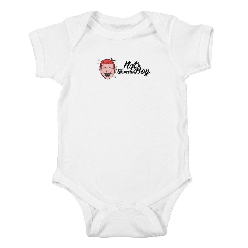NOTAWONDERBOY Kids Baby Bodysuit by Notawonderboy!