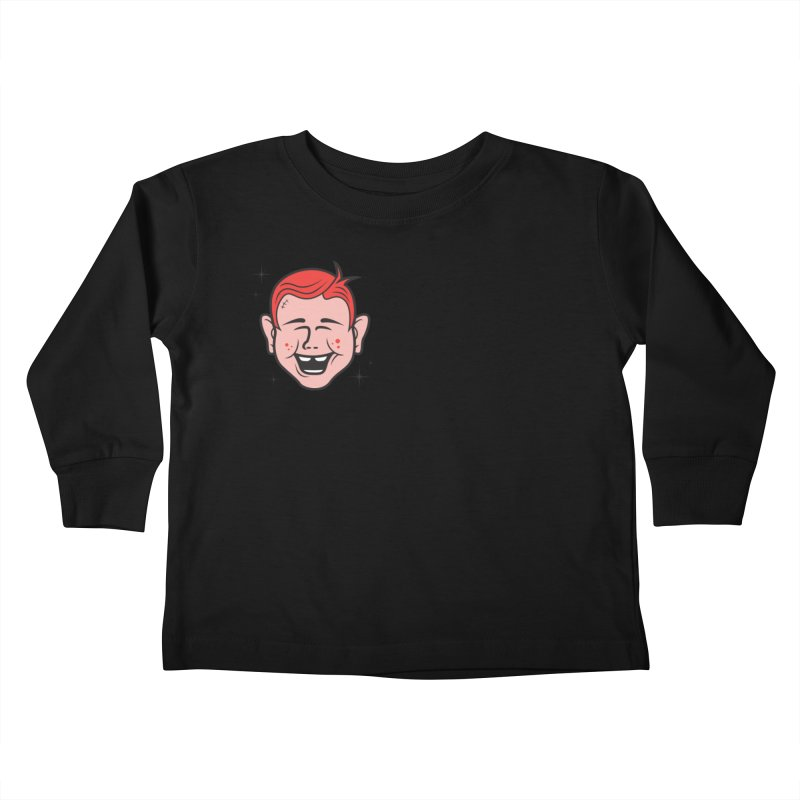 NOTAWONDERBOY Kids Toddler Longsleeve T-Shirt by Notawonderboy!
