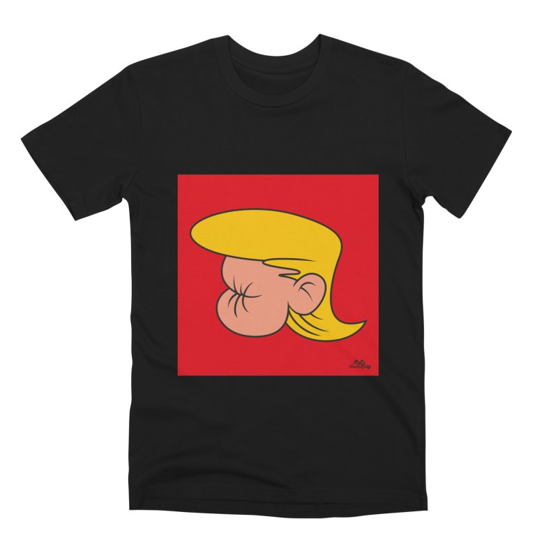 TUCK FRUMP Men's T-Shirt by Notawonderboy!
