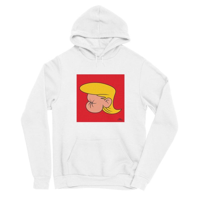 TUCK FRUMP Men's Pullover Hoody by Notawonderboy!