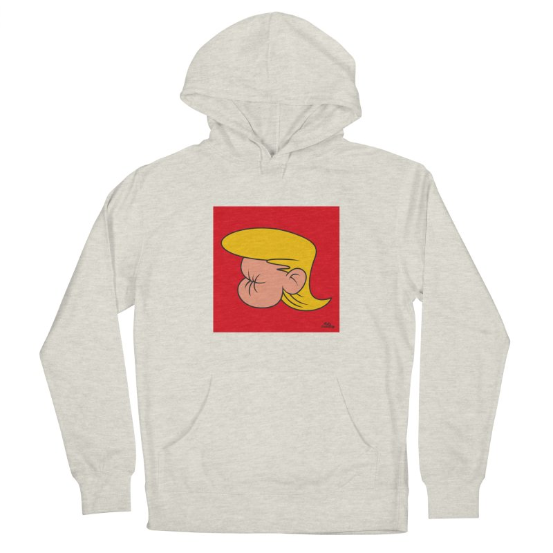 TUCK FRUMP Men's Pullover Hoody by Notawonderboy!