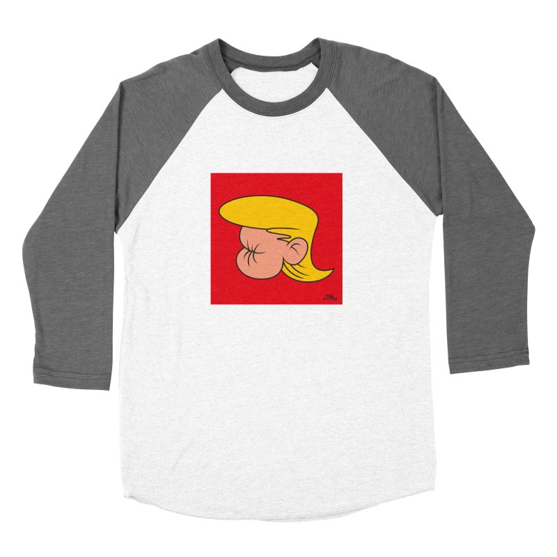 TUCK FRUMP Women's Longsleeve T-Shirt by Notawonderboy!