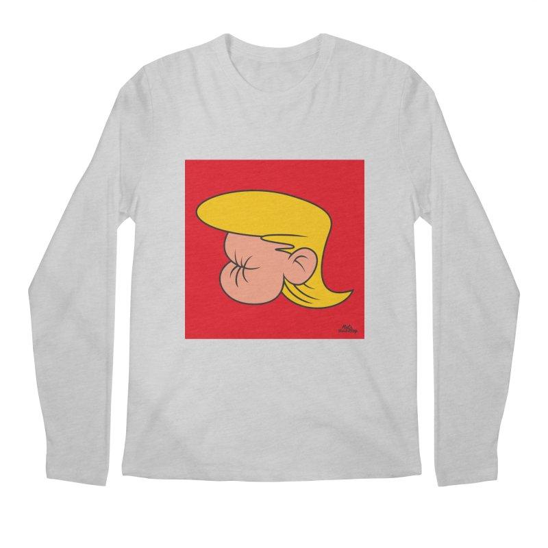 TUCK FRUMP Men's Regular Longsleeve T-Shirt by Notawonderboy!