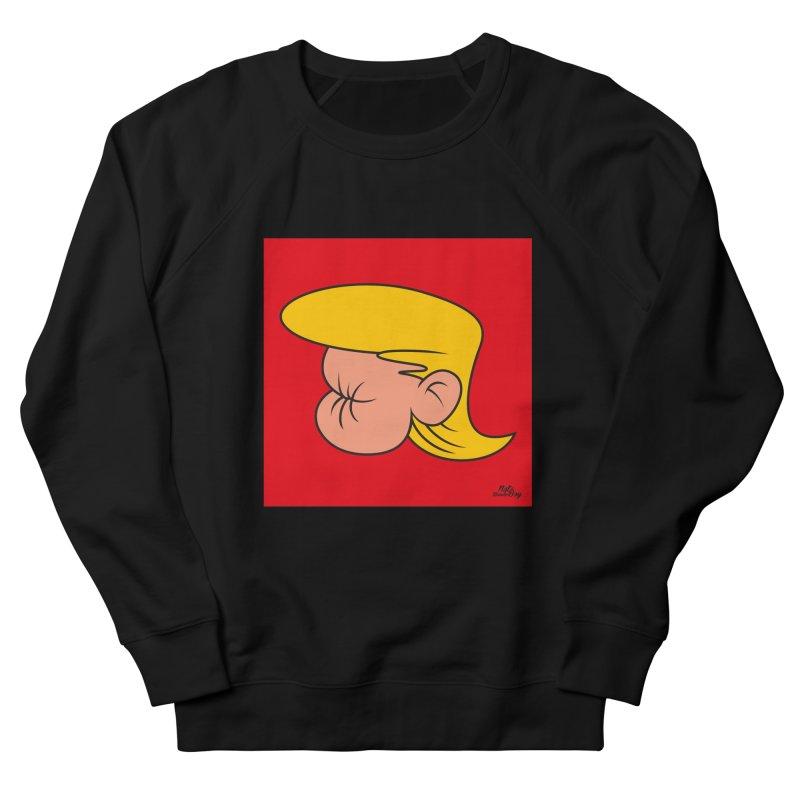 TUCK FRUMP Men's French Terry Sweatshirt by Notawonderboy!