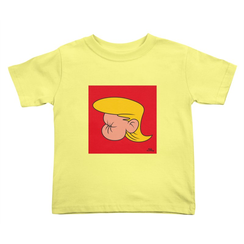 TUCK FRUMP Kids Toddler T-Shirt by Notawonderboy!
