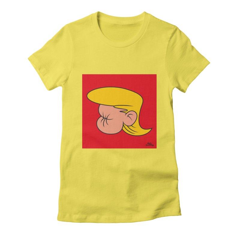 TUCK FRUMP Women's T-Shirt by Notawonderboy!