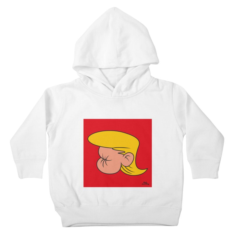 TUCK FRUMP Kids Toddler Pullover Hoody by Notawonderboy!