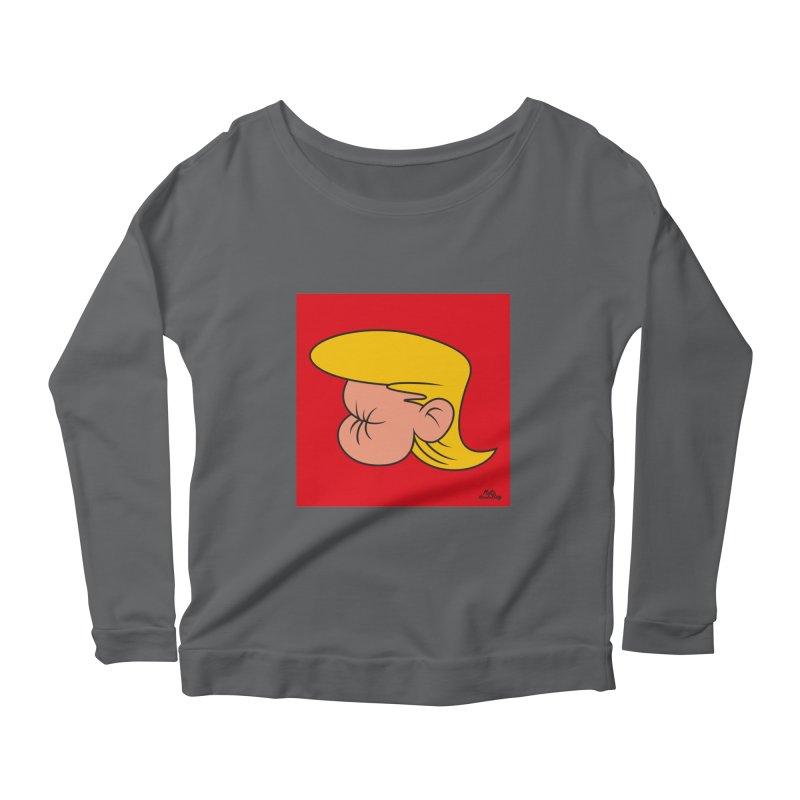 TUCK FRUMP Women's Longsleeve T-Shirt by Notawonderboy!