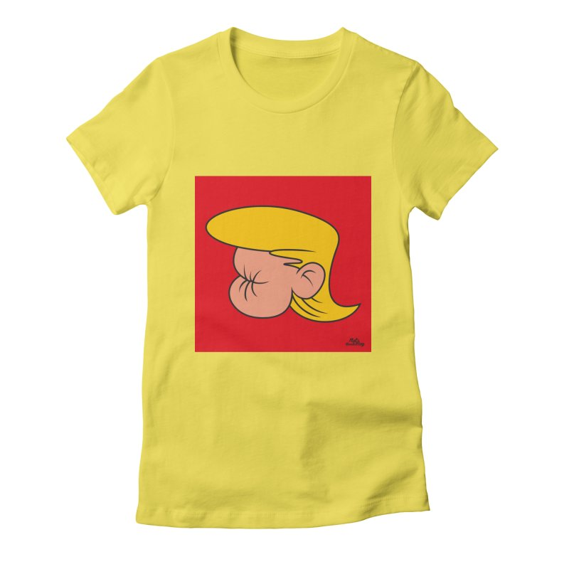 TUCK FRUMP Women's T-Shirt by Notawonderboy!