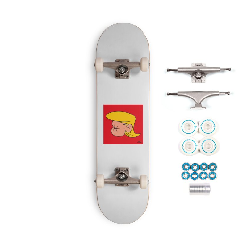 TUCK FRUMP Accessories Skateboard by Notawonderboy!