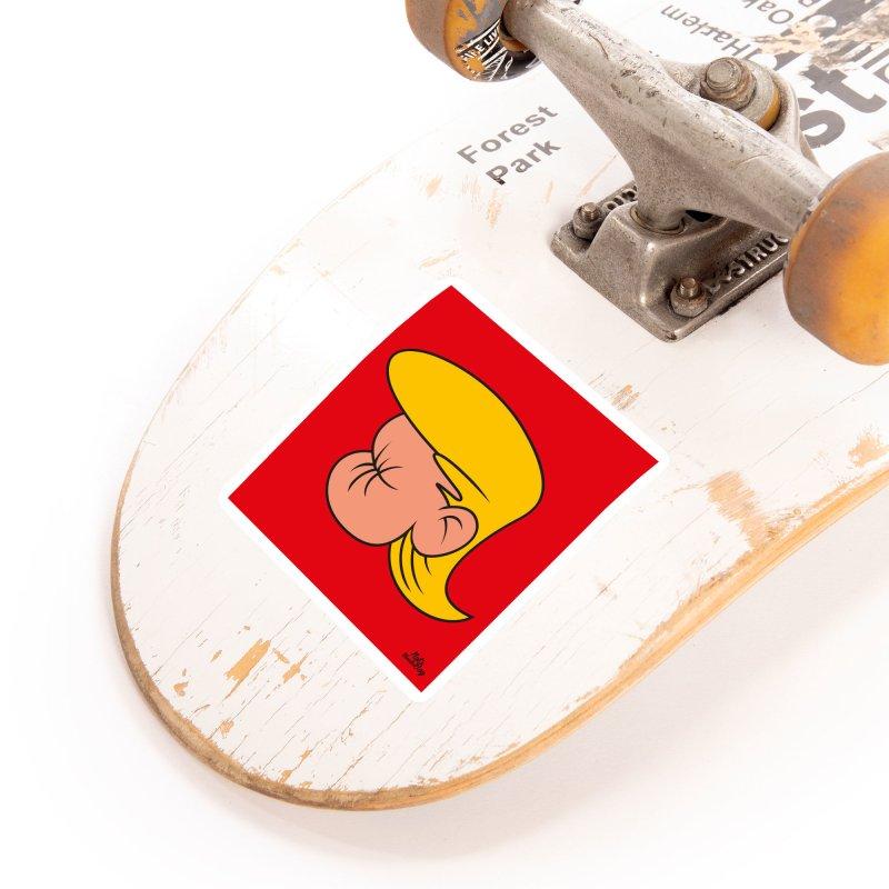 TUCK FRUMP Accessories Sticker by Notawonderboy!