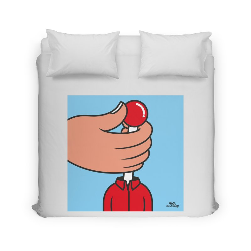 CONTROL Home Duvet by Notawonderboy!