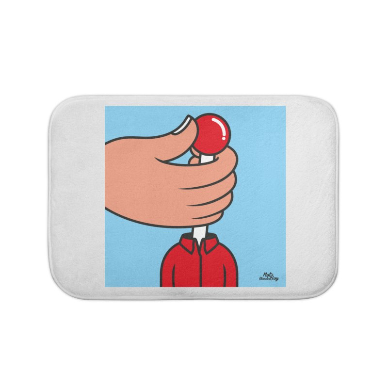 CONTROL Home Bath Mat by Notawonderboy!